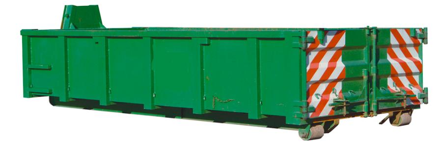Patrouille 4 0 papier et carton for Location container prix